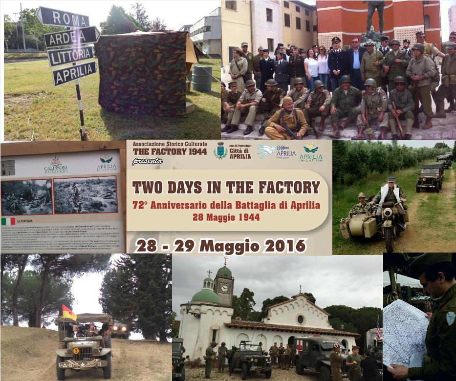 """Grande successo per la Manifestazione """"Two Days in the Factory"""""""